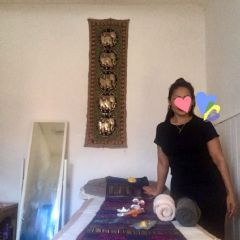 Tina Thai massage  escort