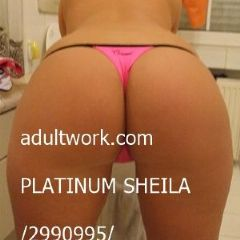 PLATINUM SHEILA33 escort