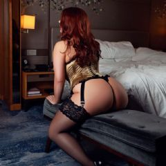 Amber Evergreen escort